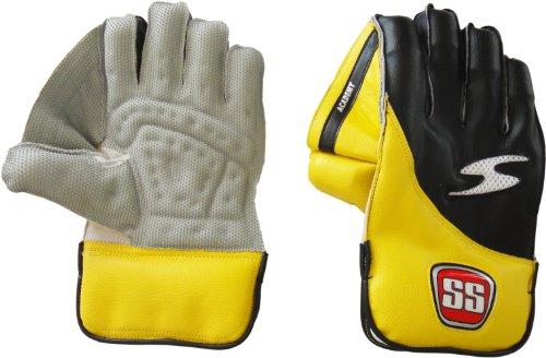 SS Men s Academy Wicket Keeping Gloves
