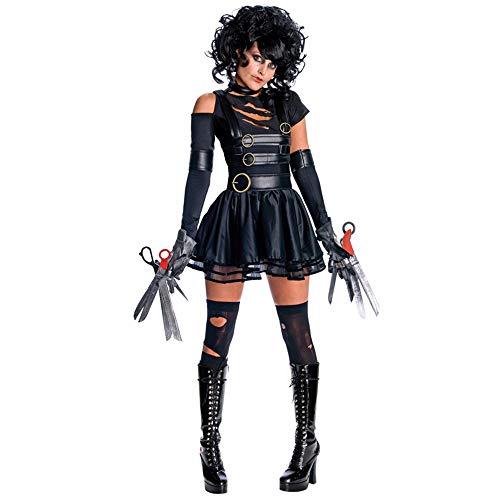COOGG Film Cosplay Kostüme Für Erwachsene Frauen Halloween Party Disguise Weibliche Kostüm Rolle Spielen Spiele Tragen