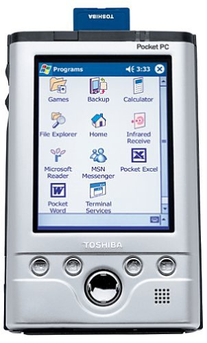 Best Deals! Toshiba e740 Pocket PC