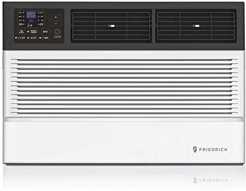 "Friedrich CCF05A10A 16"" Chill Premier, Air Conditioner with 5200 BTU Cooling Capacity, Energy Star Certified, in White"