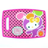 Hello Kitty Cutting Board: Candy Purple