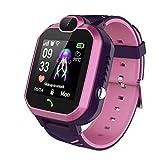 Kids Smart Watch Phone, LIGE IP67 Waterproof Smartwatch with Remote Camera SOS Anti-Lost