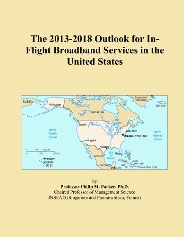 第九マガジン海嶺The 2013-2018 Outlook for In-Flight Broadband Services in the United States