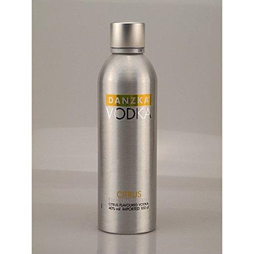 Danzka Citrus Aluminio 1L 40º
