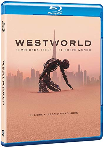 Westworld - Temporada 3 [BD] [Blu-ray]