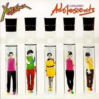 Germfree Adolescents: The Anthology