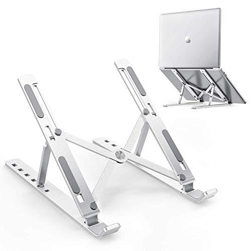 Grandix - Soporte plegable ordenador portátil