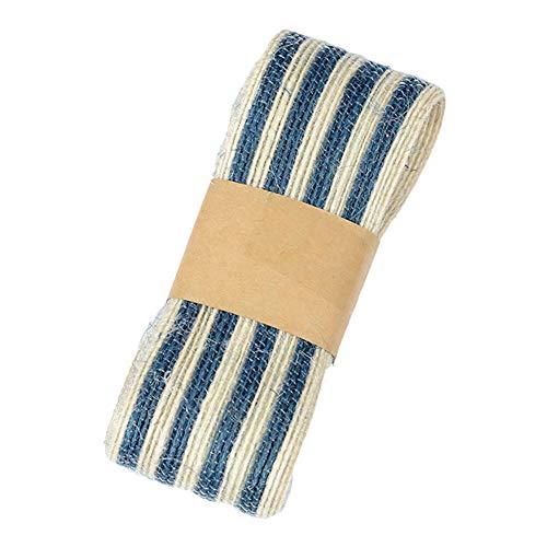 Topdo - 1 cinta arpillera natural diseño