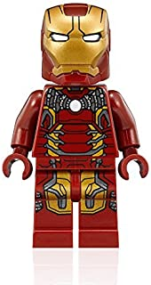 LEGO Super Heroes: Avengers: Infinity War MiniFigure - MK 43 Iron Man (Exclusive) 76105