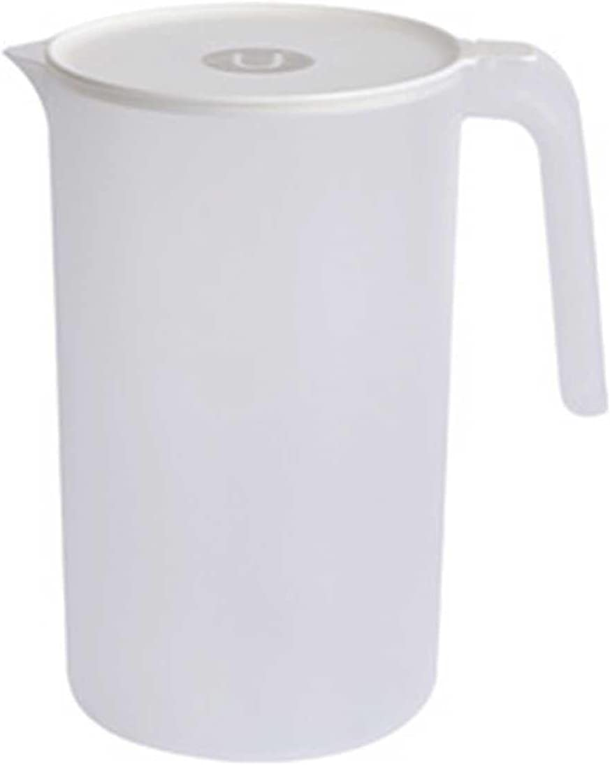 Per Newly Max 89% OFF 2L Popular popular Pitcher with Lid Water Soaking Juice Fruit for and