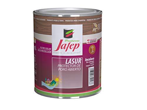 JAFEP Lasur Sintetico Nogal Oscuro 4L