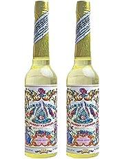 PACK DE DOS (2) BOTELLAS DE Agua de Florida Original Peru Amarilla 270 ml.