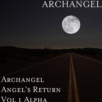 Archangel Angel's Return Vol 1 Alpha