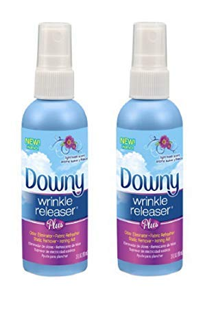 Product Image of the Downy Wrinkle Releaser, 3 Fl Oz (Pack of 2)