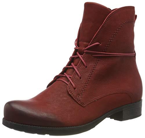 Think! Damen Denk_585012 Desert Boots, Rot (Rosso 70), 36 EU