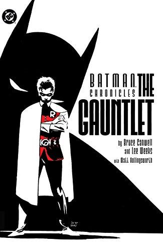 The Batman Chronicles: The Gauntlet (1997) #1 (The Batman Chronicles (1995-2001)) (English Edition)