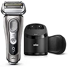Sponsored Ad - Braun Electric Razor for Men, Series 9 9385cc, Electric Shaver, Precision Trimmer, Rechargeable, Cordless, ...