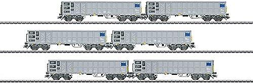 M lin H0 M 6er-Set Hochbordwagen SBB Cargo V