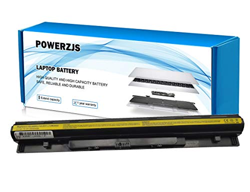 ZJS Batería del portátil L12L4E01 L12S4E01 L12L4A02 L12M4A02 L12M4E01 L12S4A02 para Lenovo G400s G410s G500s G510s G40 G50 Z40-70 Z50 Z710 G500s Z50-70[14.4V/2200mAh]