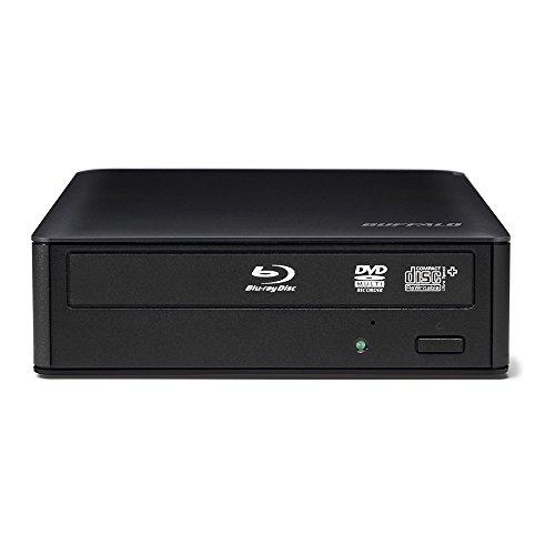 BUFFALO 16倍速書き込み BDXL対応 USB3.0用 外付ブルーレイドライブ BRXL-16U3V