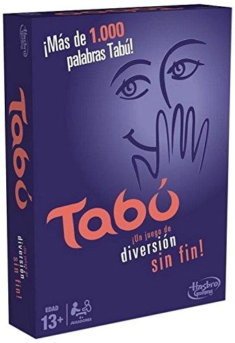 Hasbro Gaming Gaming Tabú Clásico (Hasbro Spain A4626105)