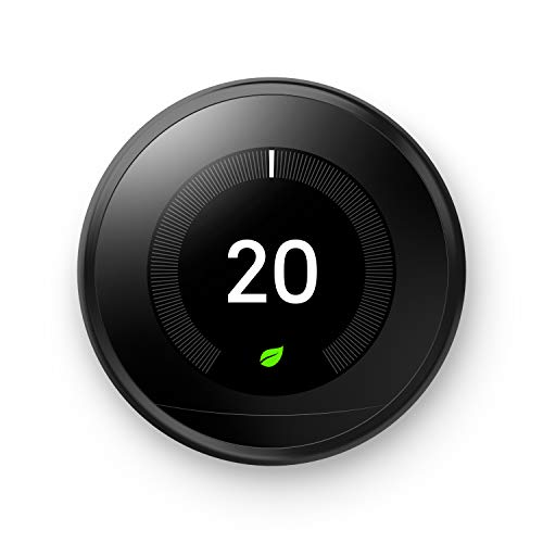 Google Nest Learning Thermostat - Programmable Smart Thermostat for Home -...
