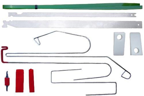 Kunzer 7OES12 Universaltüröffnungs-Set, 9-Teilig