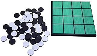 GAMELAND Reversi Othello Classic Board Game of Strategy for Children & Adults