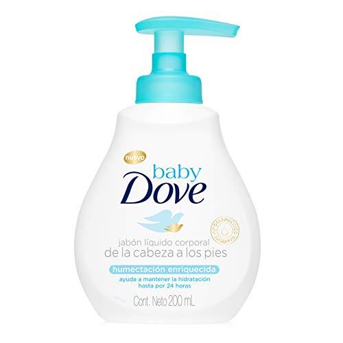 locion para bebe johnson fabricante Dove