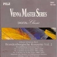 Bach: Brandenburg Concerti 4-6