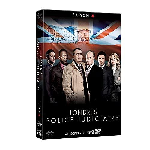 Londres, Police Judiciaire-Saison 4 [DVD]