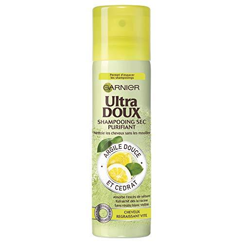 Garnier Ultra Doux Shampooing Sec Purifiant à...