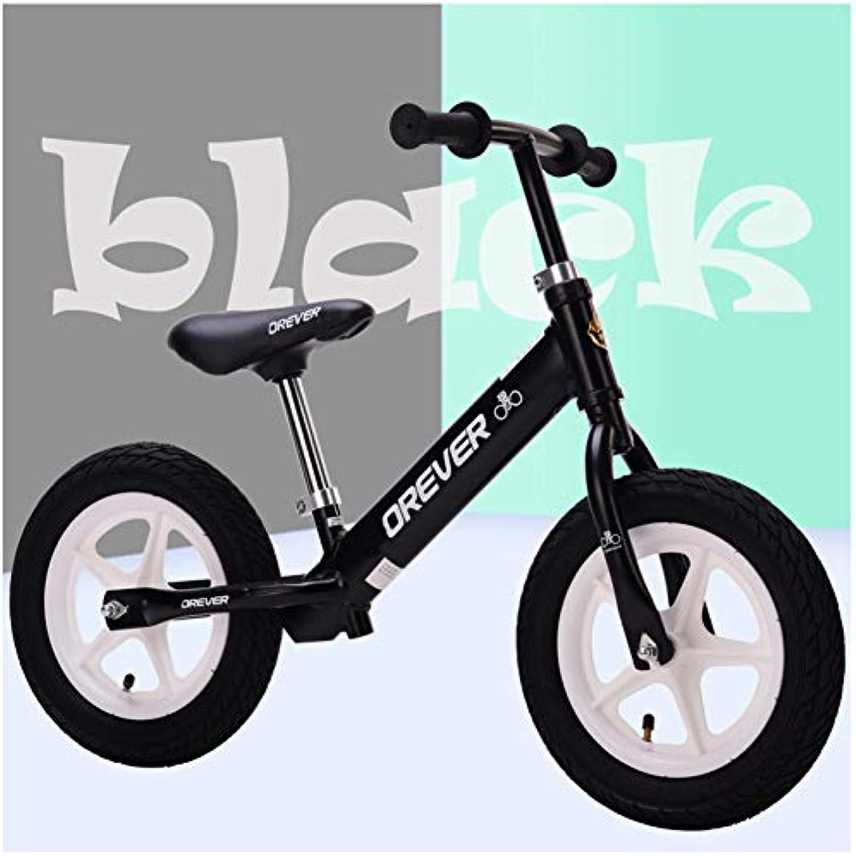 Shuhong Kinder Laufrad Lauflernrad Kinderrad Balance Bike Elastizitt Luftrad Gewicht Last Bis Zu 110,2 Lbs Alter 18 Monate Bis 5 Jahre,E