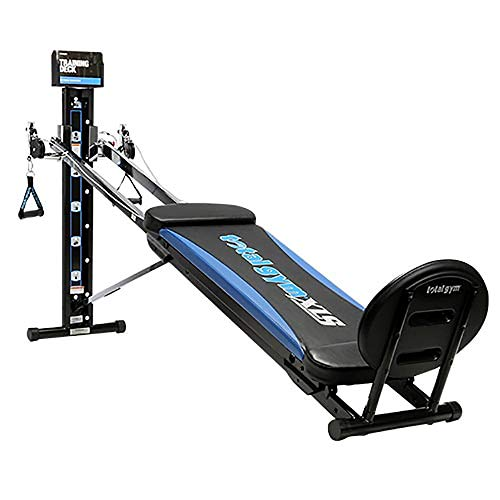 Total Gym XLS Universal Total Body Training Home Gym