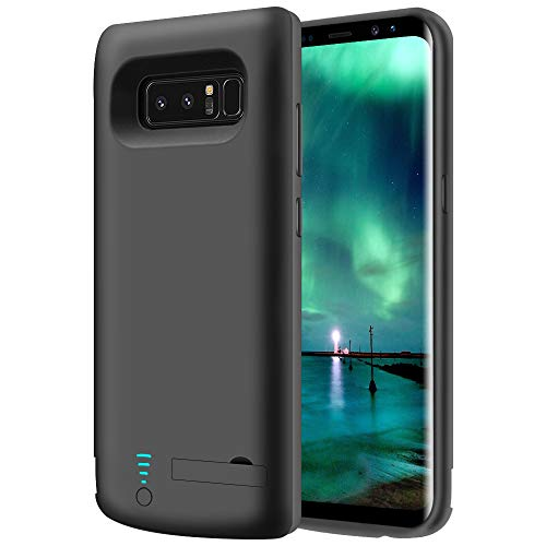 RUNSY Samsung Galaxy Note 8 Battery Case, 6500mAh...