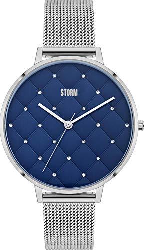 Storm London ALURA Blue 47423/B Reloj de Pulsera para Hombres