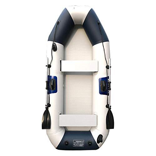 B/H Paddel Sportboot,Verdicktes Netzboot, aufblasbares Kajak-6-7 Personen (Holzboden),schlauchboot klein
