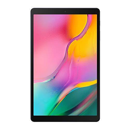"Samsung Galaxy Tab A 10.1 (2019) Tablet, 10.1"" WUXGA, 32 GB Espandibili, Batteria 6150 mAh, LTE, Black [Versione Italiana]"