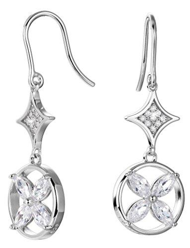 ESPRIT Ohrringe ESER92354A000 Sterling-Silber 925