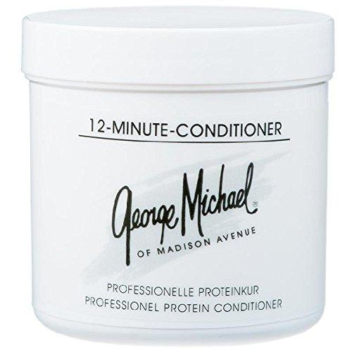 George Michael 12 Minute Conditioner 185 ml Proteinkur für sehr trockenes, strapaziertes & geschädigtes Haar