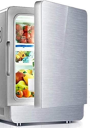 Minikoelkast met vriesvak Tafelmodel koelkast Tafelmodel Thermo-elektrische koeler en warmer Happy Life
