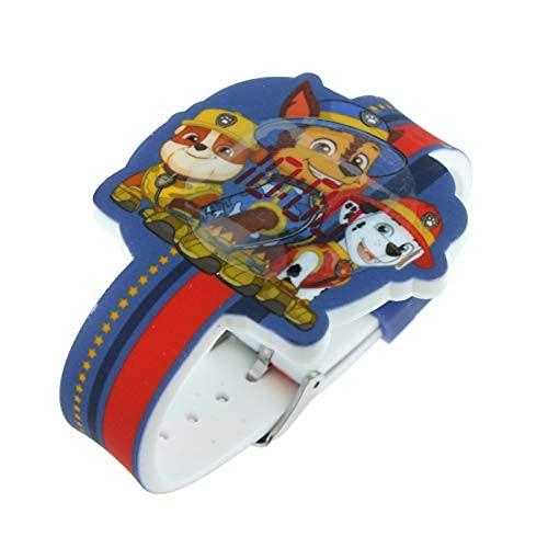 Digital Touch llevó el reloj de pulsera ajustable para niños con personajes con licencia
