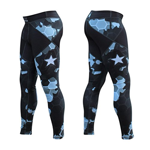 Anthem Athletics HELO-X Grappling Spats Compression Pants Tights