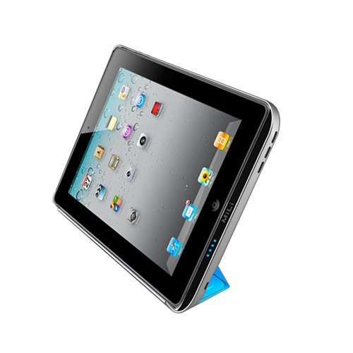 Mili Power iBox Battery Case for iPad 2 - Silver