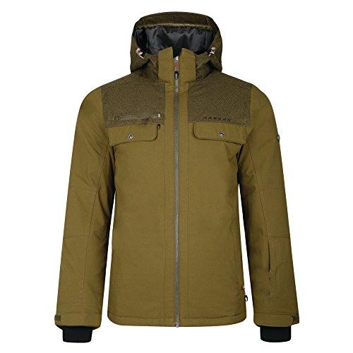 Dare 2b Herren Jacke Wasserdicht Isolierte Jacke, Grün (tarnfarbe), 56 (Herstellergröße: XL)