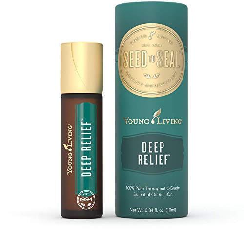 Deep Relief Essential Oil Roll-On by Young Living, Topical