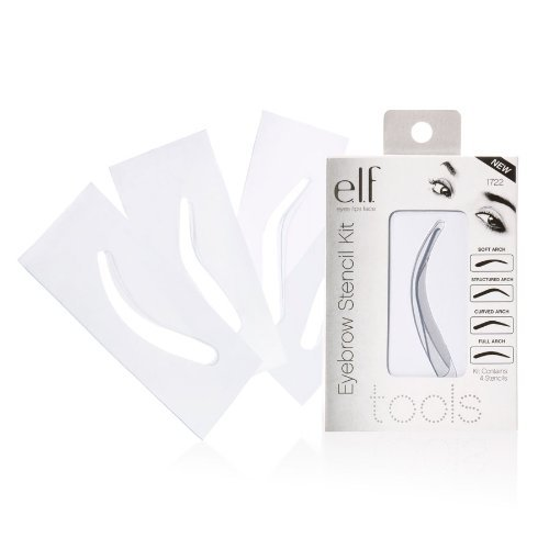 ELF Essential Eyebrow Stencil Kit (3 pack)