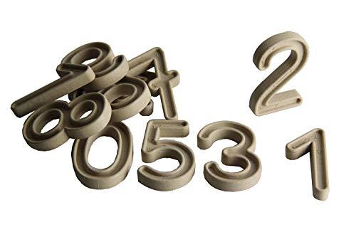 WISSNER aktiv lernen - Set de 11 chiffres - RE-Wood R80000.IMP
