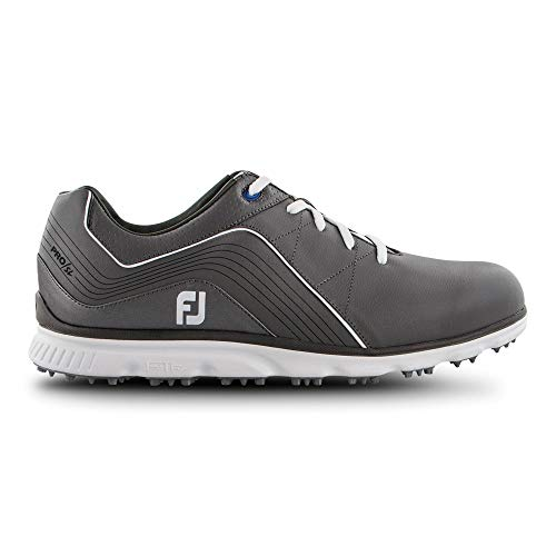 FootJoy Men's Pro/SL Golf Shoe, Grey, 14 M