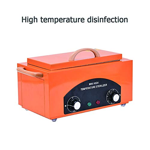 DNNAL Scalda Asciugamani e Sterilizzatore,220 ℃ ad Alta Temperatura sterilizzatore Intelligente Timing Asciugamani Disinfezione Disinfezione armadi ° nessun Morto Angolo 360